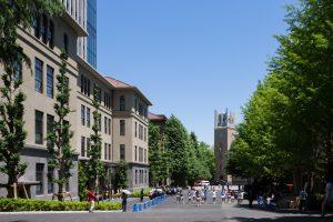 早稲田大学早稲田キャンパス3号館 - 設計: 久米設計施工 戸田建設