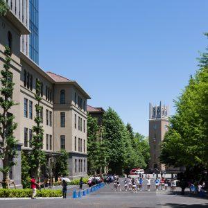 早稲田大学早稲田キャンパス3号館