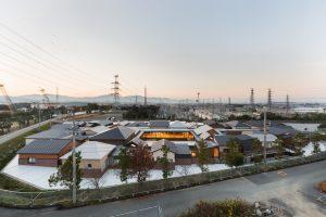 松阪市子ども発達総合支援センターそだちの丘 - 設計: サードパーティ 施工: 山口・伊藤特定建設工事共同企業体