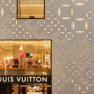 LOUIS VUITTON MATSUYA GINZA - 設計: 青木淳建築計画事務所 (外装) 施工: 大成建設