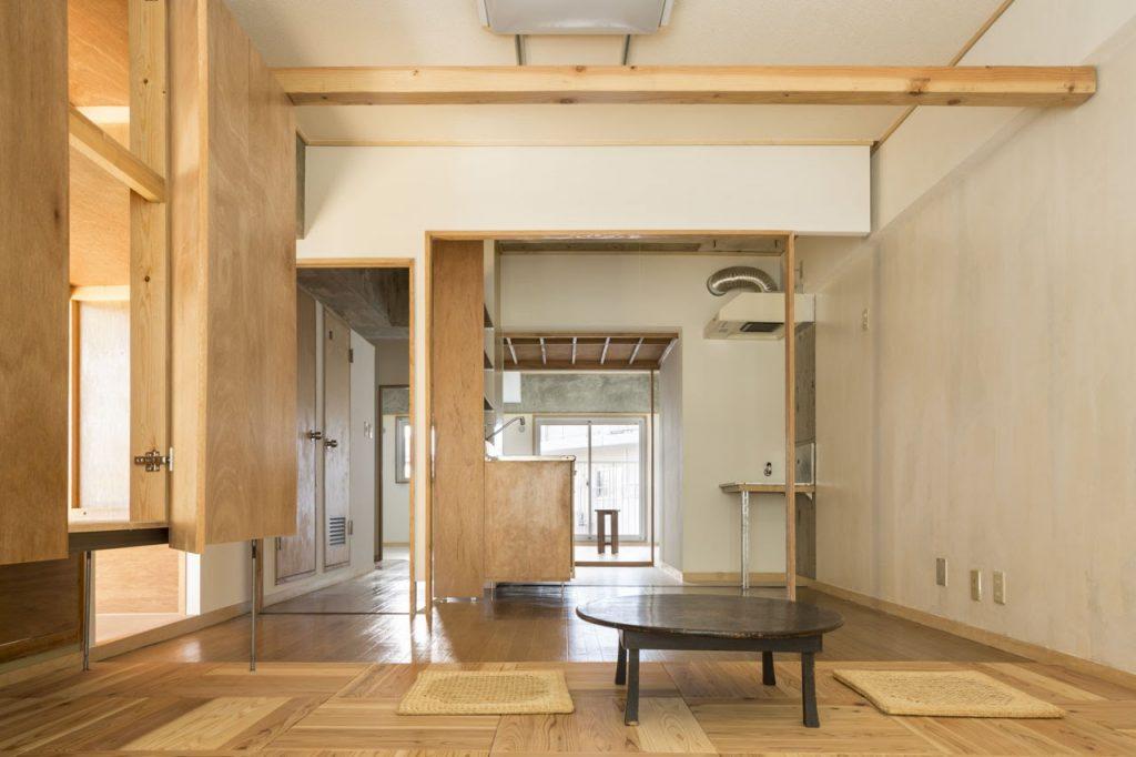 新建築 2017年2月号 代々木テラス Post Collective Housing