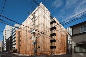 日本圧着端子製造 - 設計: Atelier KISHISHITA + Man*go design 施工: 鹿島建設