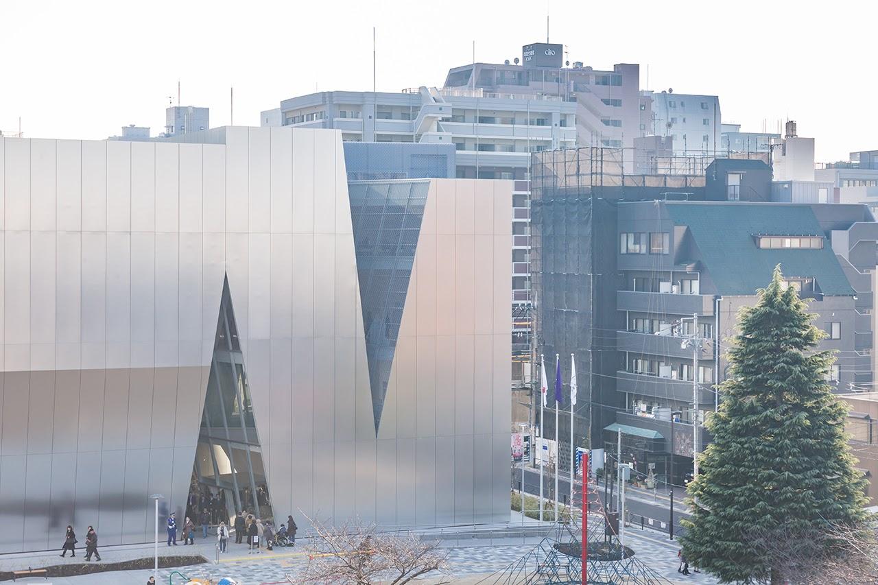 美術館 北斎