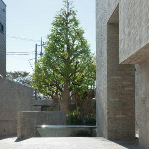 文京区立森鷗外記念館 - 設計: 陶器二三雄建築研究所 施工: 日本建設