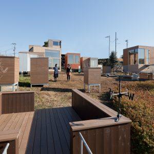 村, その地図の描き方 - 設計: 西田司 + 中川エリカ / オンデザイン 施工: 栄港建設