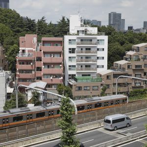 千駄ヶ谷 緑苑ハウス
