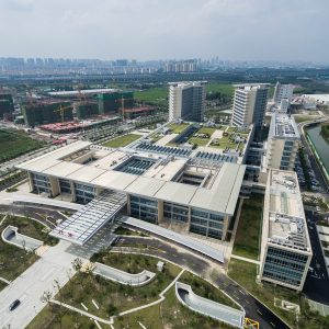 上海東方肝胆外科医院 安亭新院