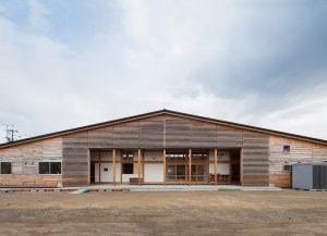 亘理町児童福祉施設 - 設計: 薩田英男 / 薩田建築スタジオ 施工: 小野良組