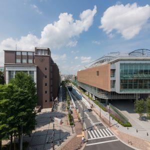 国士舘大学世田谷キャンパス メイプルセンチュリーホール