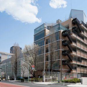 港区みなと保健所 - 設計: 中村勉総合計画事務所 施工: 松尾・国際・風越建設共同体