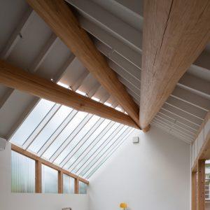 光の小屋 - 設計: 福島加津也 + 冨永祥子建築設計事務所 施工: 栄港建設