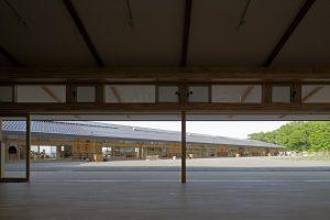 東京ゆりかご幼稚園 - 設計: 渡辺治建築都市設計事務所 施工: 砂川・ロード建設共同企業体