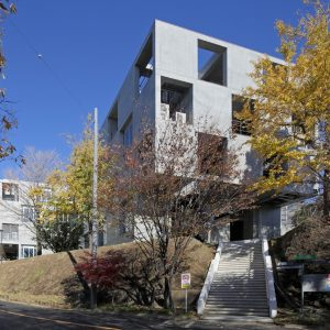 東京工業大学 緑が丘6号館