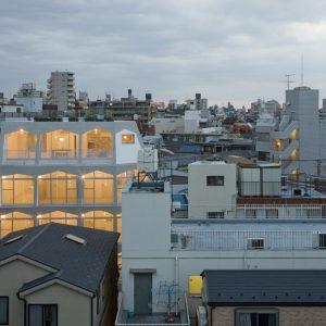 ハスハウス - 設計: 安宅研太郎 / アタカケンタロウ建築計画事務所 施工: 岩本組