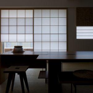 書院 / Third-house - 設計: 岸和郎 + K. ASSOCIATES / Architects 施工: 斉藤工業所在地