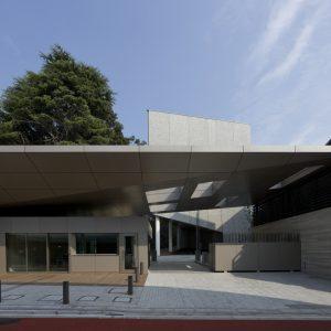 新フランス大使館