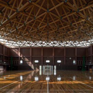 うきは市立総合体育館「うきはアリーナ」