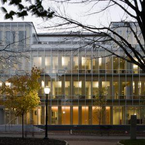 ペンシルバニア大学 - 設計: 槇総合計画事務所施工 Hunter Roberts Construction Group