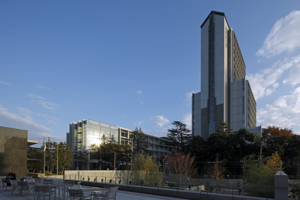 新建築 2010年1月号 ペンシルバニア大学アネンバーグ・パブリックポリシーセンター