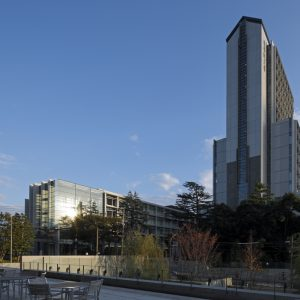 國學院大學渋谷キャンパス再開発計画 - 設計: 富樫亮 + 朝田志郎 / 日建設計 施工: 鹿島建設