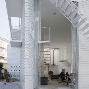 ヨコハマアパートメント - 設計: 西田司 + 中川エリカ / オンデザイン 施工: 伸栄