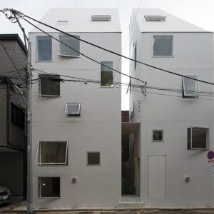 12のストゥッディオーロ (MM1221) - 設計: 小嶋一浩 + 赤松佳珠子 / CAt 施工: 松島興業
