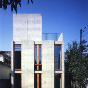 国領アパートメント - 設計: 小川広次建築設計事務所 施工: 創建