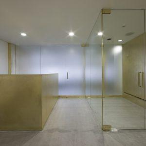 BRASS CLINIC - 設計: 高橋堅建築設計事務所 施工: 杉本興業