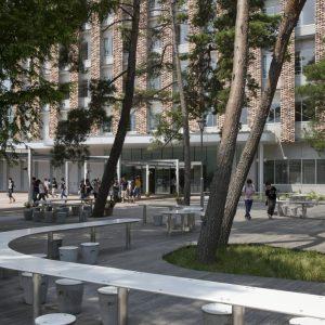 立正大学熊谷キャンパス再整備