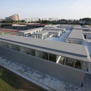 日本大学理工学部船橋キャンパス新サークル棟