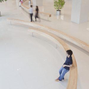 tomarigi - 設計: 福屋粧子建築設計事務所 施工: 阪急製作所