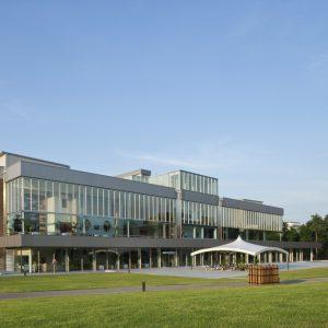 石川県政記念 しいのき迎賓館 - 設計: 山下設計 施工: 大成・兼六特定建設工事共同企業体