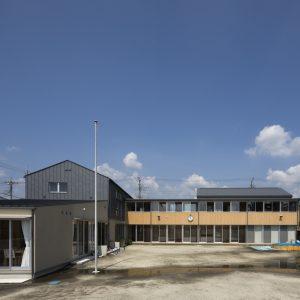 昭和保育園 - 設計: 山本成一郎 + 鈴木隆之 施工: 上村建設