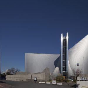 東京カテドラル聖マリア大聖堂改修