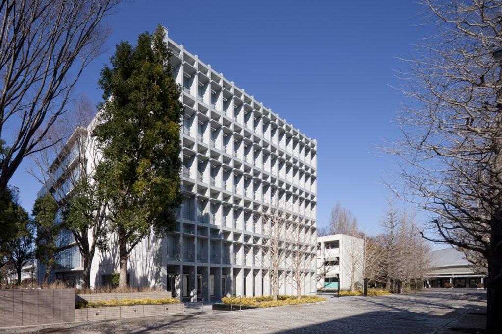 新建築 2011年3月号 フォーラムビルディング