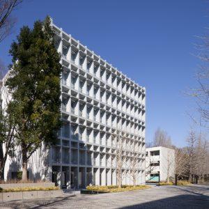 NTT東日本研修センタ 新5号館