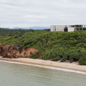 スリランカの住宅
