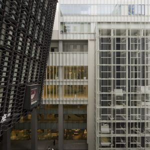 上本町YUFURA - 設計: 日本設計 施工: 大林組・錢高組・淺沼組・森本組共同企業体