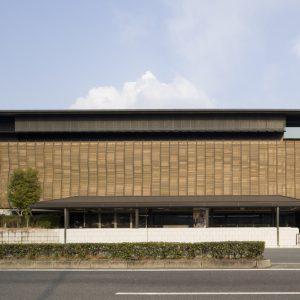 龍谷ミュージアム - 設計: 赤木隆 + 下坂浩和 / 日建設計 施工: 淺沼組