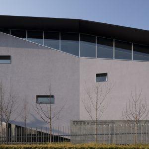 実践学園中学・高等学校 自由学習館 - 設計: 古谷誠章 + NASCA 施工: 大成建設