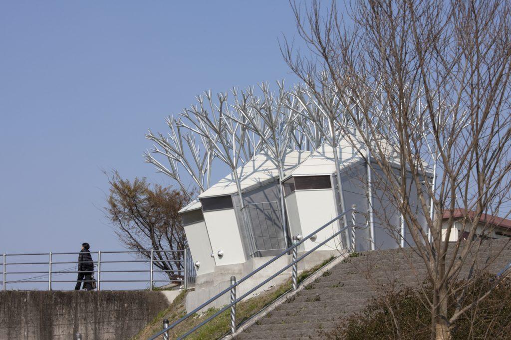新建築 2011年5月号 宇土市立網津小学校