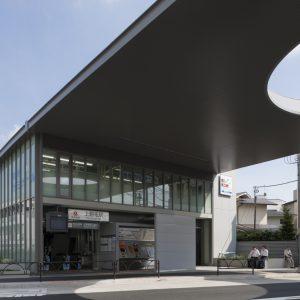 東急大井町線上野毛駅