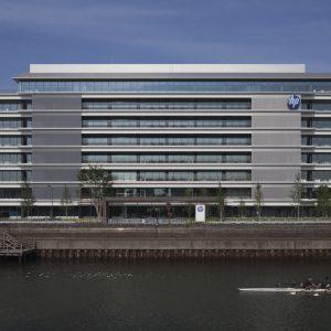 日本HP本社 HP Garage Tokyo