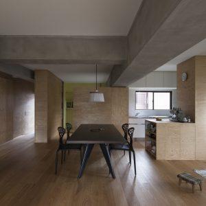 Casa Dourada - 設計: 宮部浩幸 / SPEAC 施工: ヤマキ