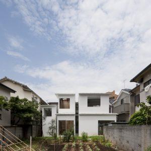 駒沢公園の家