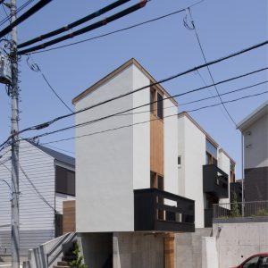 白蓮居 - 設計: 浅利幸男 / ラブアーキテクチャー 施工: 仁藤工務店