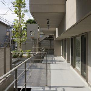 知粋館 - 設計: 杉浦英一建築設計事務所 + 構造計画研究所 施工: 清水建設