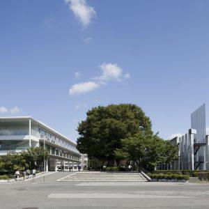 芝浦工業大学 大宮キャンパス2号館 - 設計: 日本設計 施工: 清水建設 住友電設 きんでん 三菱電機