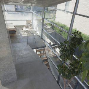 キリの家 - 設計: 武井誠 + 鍋島千恵 / TNA 施工: 前川建設