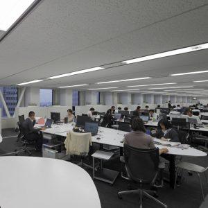新宿センタービルリニューアル計画 - 設計: 大成建設一級建築士事務所 施工: 大成建設